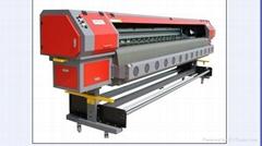 Solvent Konica 512 Inkjet printer