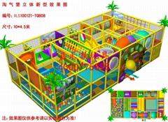 嘉禾淘氣堡兒童樂園