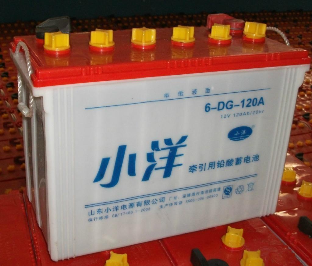 小洋牌動力電池 1