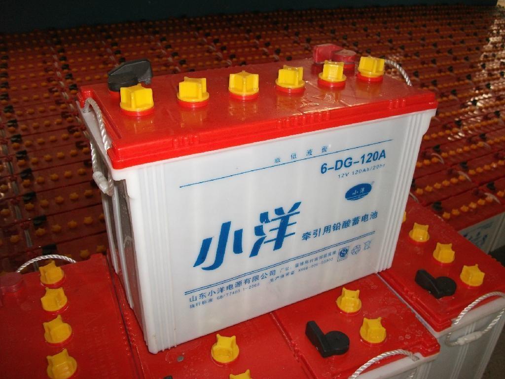 鉛酸蓄電池 1