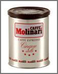 Molinari罐装五星 咖啡