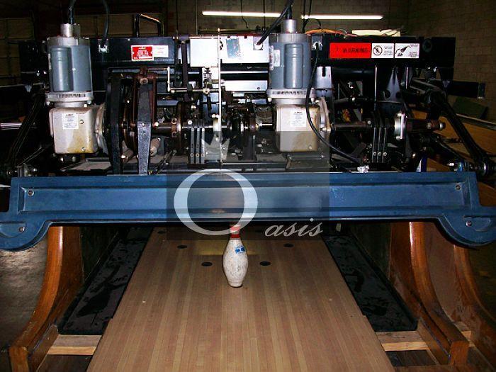 bowling pinsetter machine