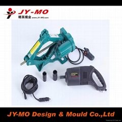 electric car jack with wrench