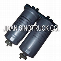 HOWO FUEL FILTER ASSEMBLY