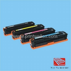Chinese Compatible HP 540-543Toner Cartridge
