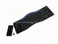 125键无线硅胶软键盘 3