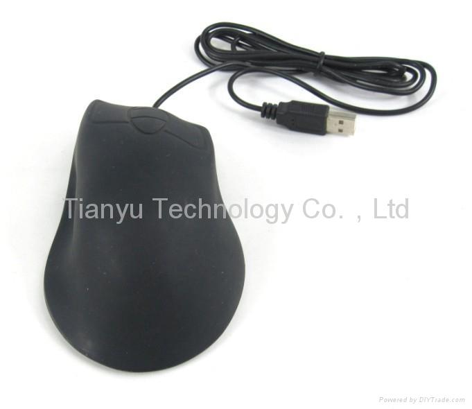 硅胶防水鼠标BM5000 IP67&IP68 1