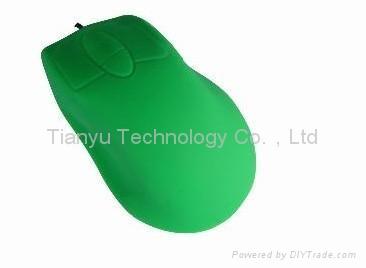 硅胶防水鼠标BM5000 IP67&IP68 2