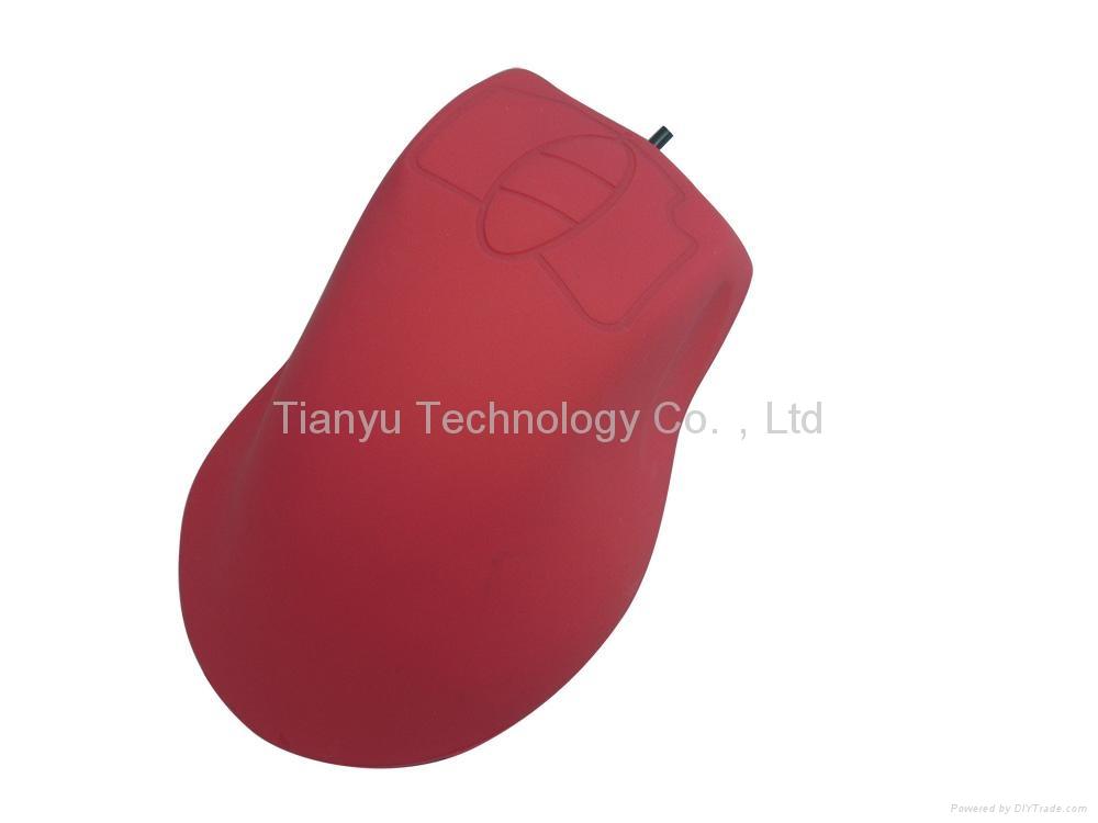 硅胶防水鼠标BM5000 IP67&IP68 3
