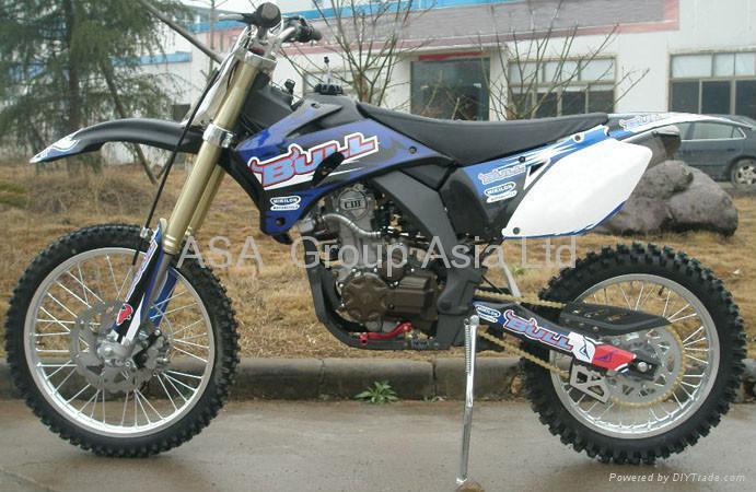 yamaha 250cc dirt bike - photo #37