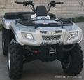 ATV 400C, EEC/EPA Quad