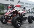 ATV / Quad 250P (2 passengers) EEC