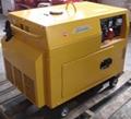 Diesel Generator ASA5500SE-3 with CE EPA
