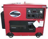 Diesel Generator 6500T with CE EPA