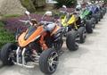 Quad (ATV 250M,water cooled,2passengers seat) EEC
