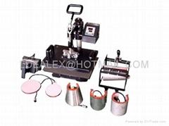 Combo Heat Press (8 in 1) 30*38