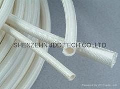 silicone fiberglass sleeving/tube