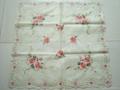 绣花桌布(85x85cm)