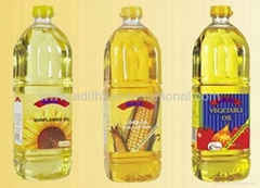 vegetable oil