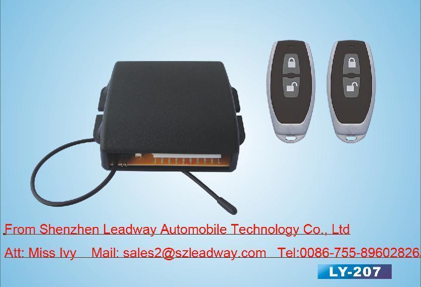 keyless entry system 1