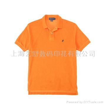 上海文化衫数码印花加工 1