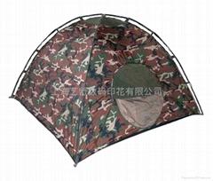 上海帆布布料帐篷加工数码印花