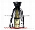 Bottle Organza Promotional Bag