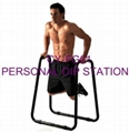 CY-FG01 DIP STATION DIP STAND BAR FOR FITNESS GYM TRAINER