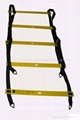 CY-FS06-5 football busketball running drill agility speed training ladder 5steps