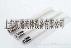 200mm8寸硅胶管