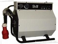 9KW热风烘干机