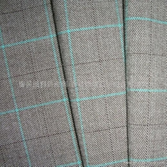 T/R weft stretch hounds tooth fabric