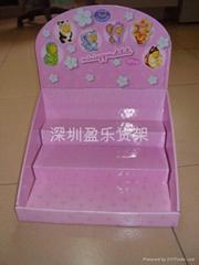 文娛用品及副食品PDQ促銷盒