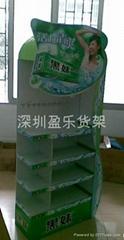 促銷紙貨架