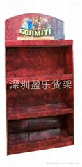 家居用產品展示紙貨架