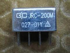 JRC-200M HERMETICALLY SEALED RELAY