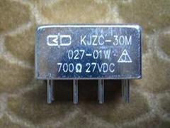 KJZC-30M  HERMETICALLY SEALED RELAY