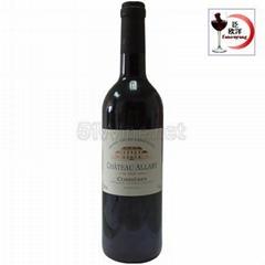 奧萊瑞古堡紅葡萄酒