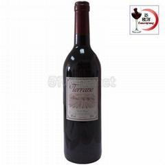 特雷恩精製干紅葡萄酒