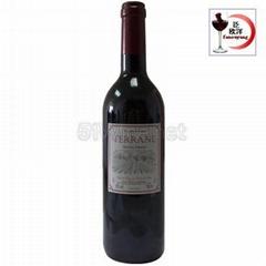 特雷恩杜拉斯干紅葡萄酒
