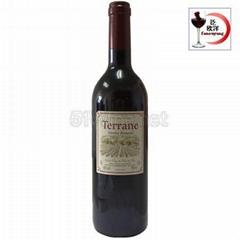特雷恩布洛可干紅葡萄酒