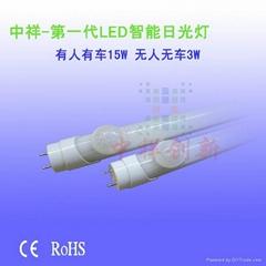 江苏雷达感应LED灯管