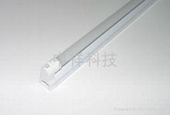 LEDT5分體式燈管櫃台專用