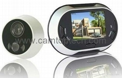 Mini Door Peephole Camera Viewer