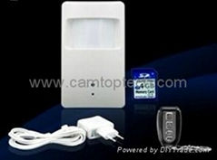 Wireless PIR Camera DVR Alarm Kit