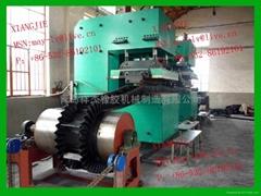 Sidewall cleat machine