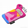 Fashionable!waterproof cell phone bags with various color and styles