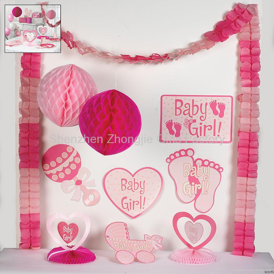 baby shower\ paper craft - ZJ-17 - ZJ (China) - Babies - Home