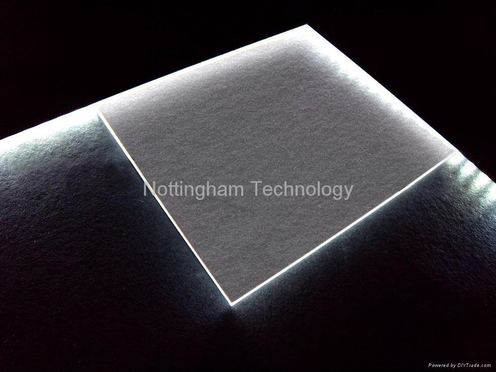 Edge Light Acrylic 1 2