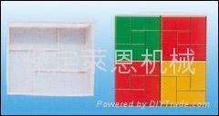 各种花型塑料模盒
